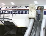 Video: Flight attendant school at Delta.