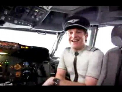 Video of Air New Zealand campaign.
