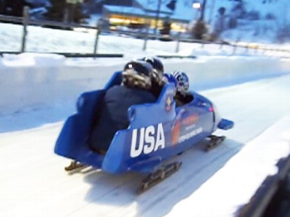 Video: Bobsleding 101 in Park City, Utah.