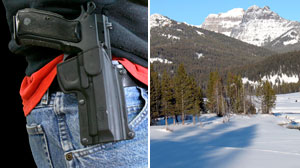 New Law Allows Loaded Guns in National Parks