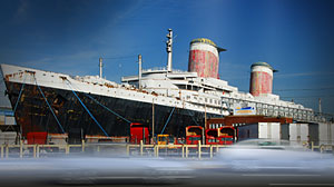Photo: SS United States