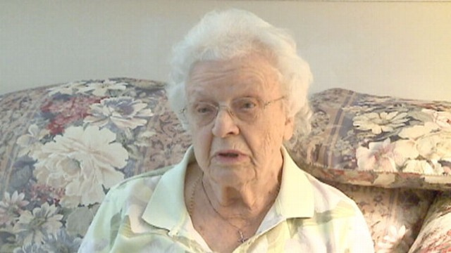 VIDEO: Marian Peterson says she was embarrassed by the invasive screening.