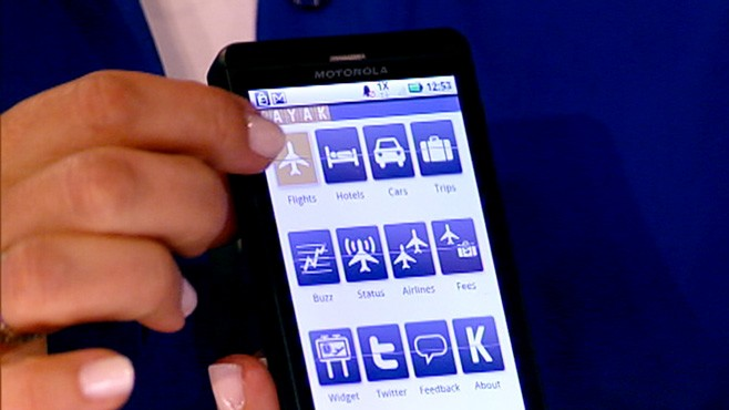 VIDEO: Andrea Smith with smart phone applications that bring fun and information to travelers.