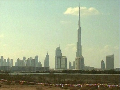 VIDEO: Dubai prepares to unveil the Burj Dubai, the worlds tallest skyscraper.