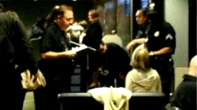 VIDEO: A woman on the flight argued with crew about a passenger sitting in the premium section.
