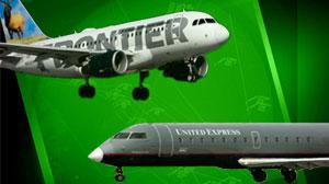 Photo: Planes Nearly Collide over Colorado