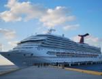 PHOTO: Carnival Triumph. Carnival Cruise Line has cancelled 10 cruises.