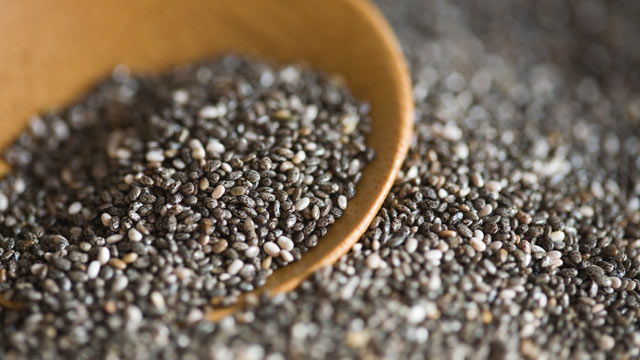 PHOTO: 2013 is undoubtedly the year of the chia seed among the health conscious.