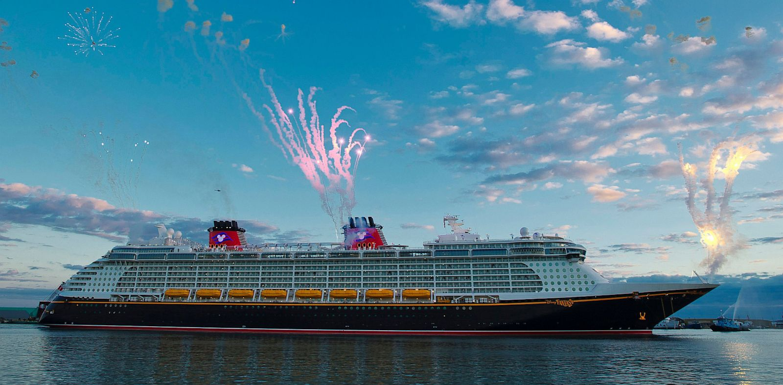 PHOTO: Disney Cruise Lines ranked highest in customer satisfaction among other cruise lines.