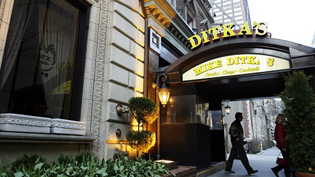 PHOTO: Mike Ditkas Restaurant