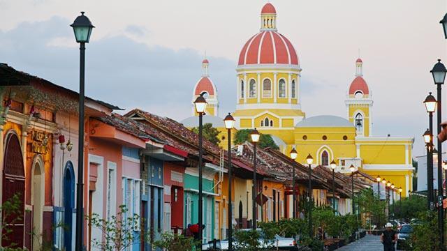 PHOTO: Granada, Nicaragua