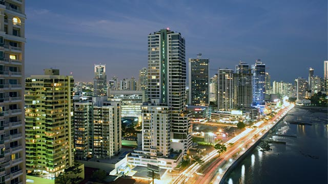 PHOTO: Panama City