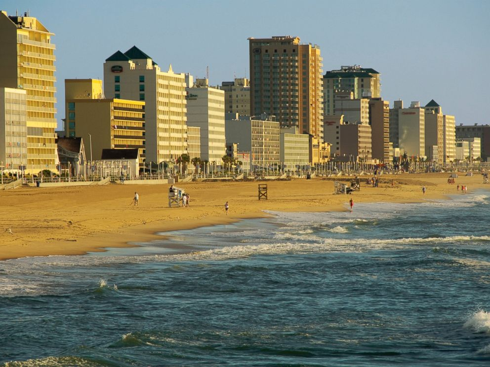 PHOTO: Virginia Beach, Va. is seen in this undated photo.