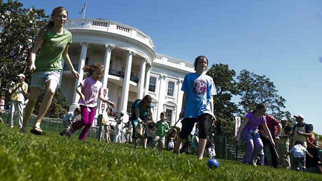 PHOTO: White House Easter Egg Roll