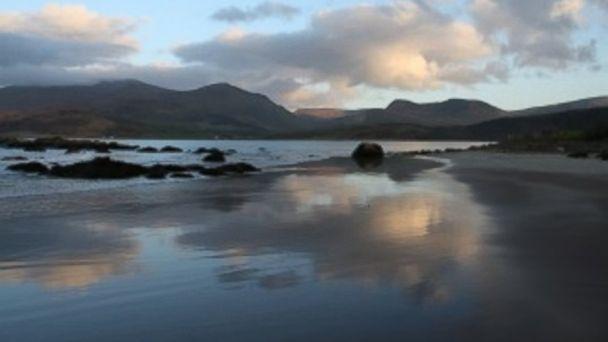 PHOTO: Wild Atlantic Way, Ireland Celtic