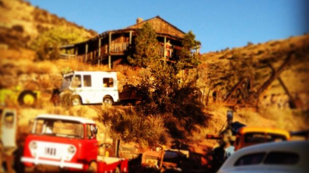 PHOTO: Gold King Mine, Jerome, AZ