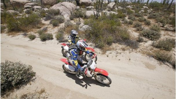 PHOTO: Baja, Mexico Offroad Tours with Chris Haines Motorcycle Adventures