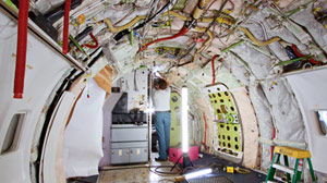 Mile High Airplane Makeover
