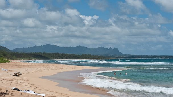 PHOTO: The Kauai Beach Resort is a private, quiet property that has large rooms, gorgeous views over the beach, a water slide and sand-bottom pool, and a romantic bar with live music.