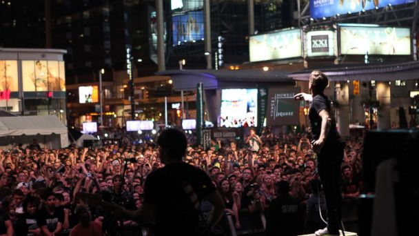 PHOTO: NXNE (North by Northeast), Toronto, Canada.