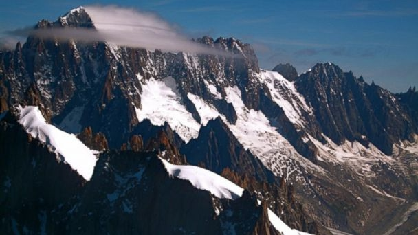 PHOTO: Aiguille du Midi, Chamonix, France