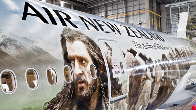 PHOTO: Air New Zealand