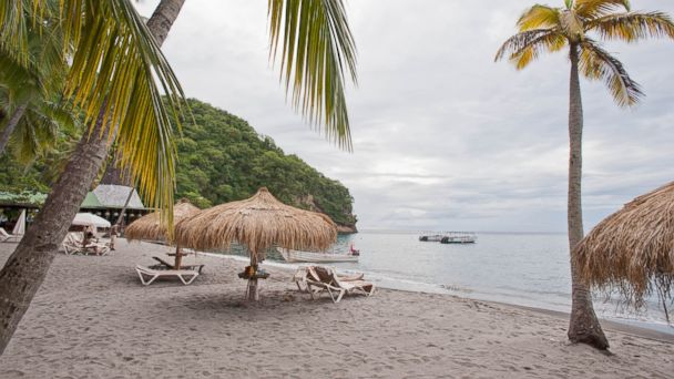 PHOTO: Anse Chastanet Resort, St. Lucia.