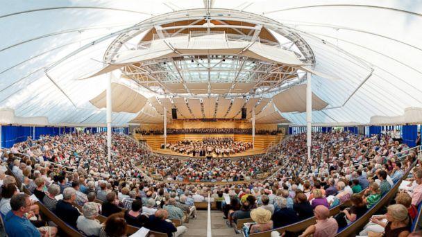 PHOTO: Aspen Music Festival and School, Aspen, Colo.