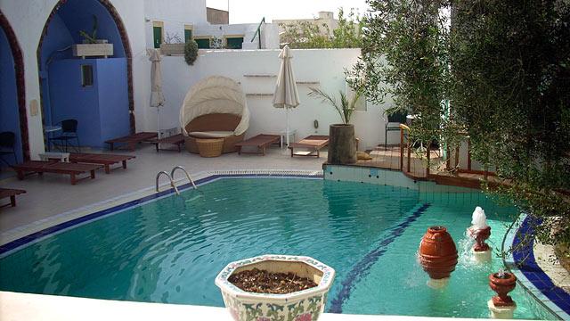 PHOTO: Best Western Museum Spa Wellness Hotel in Santorini.