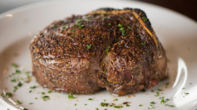 PHOTO: USDA Prime Steak. That Is All.