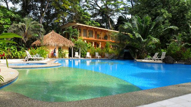 PHOTO: Doce Lunas Hotel, Restaurant & Spa in Jaco, Costa Rica.