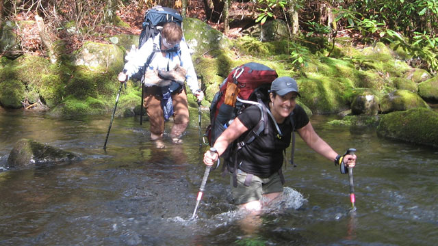 PHOTO: Challenge yourself like these guests, in Great Smoky Mountains National Park.