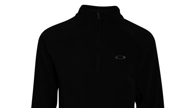 PHOTO: A fleece pullover, or a man's version of a pashmina