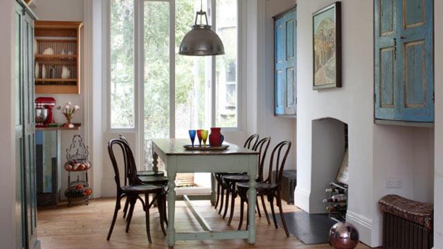 PHOTO: Joanne MacInnes London home is rentable through HomeAway.com.