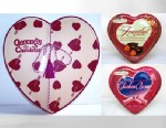Ganong family was the first company in Canada to sell the heart-shaped box.