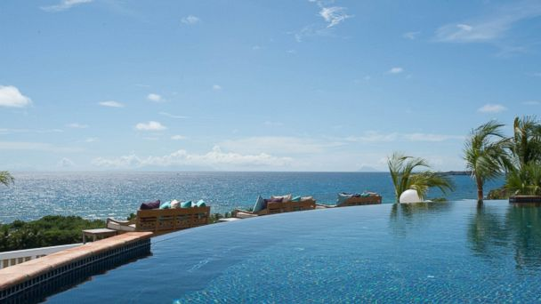PHOTO: Hotel Le Toiny, St. Barts.