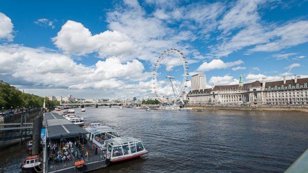PHOTO: July in London.