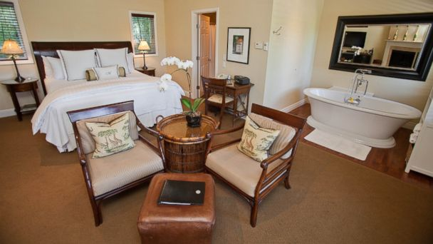 PHOTO: Luxury Room at Milliken Creek Inn and Spa, Napa, Calif. <p itemprop=