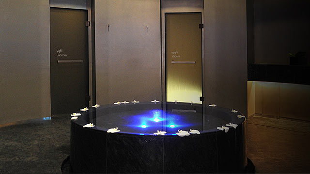 PHOTO: Obsidian Treatment, Armani Hotel Dubai