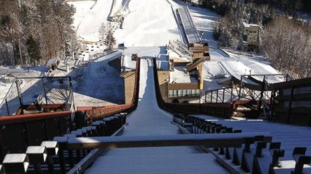 PHOTO: Olympic Jumping Complex, Lake Placid, NY, United States