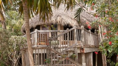 PHOTO: The Little Palm Island Resort & Spa is the perfect place to disconnect, as technology is discouraged.
