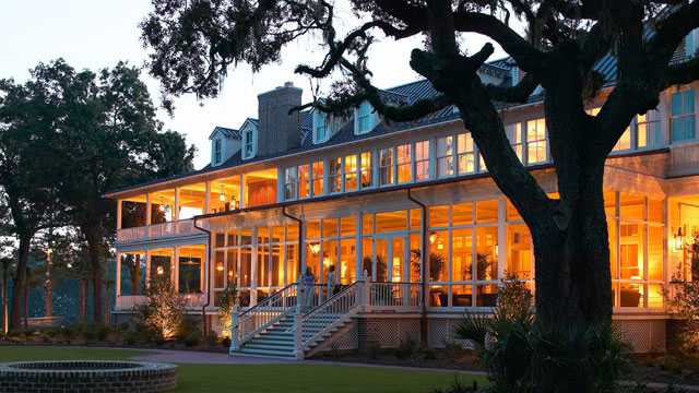 PHOTO: Inn at Palmetto Bluff is one of the Best Hotels in the USA according to U.S. News & World Report.