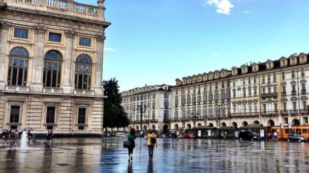 PHOTO: Piazza Castello, Torino, Italy