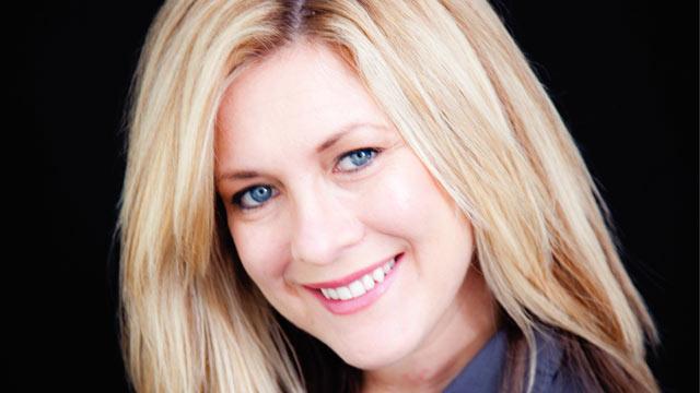 PHOTO: Heather Poole, veteran flight attendant and author of ?Cruising Attitude.?