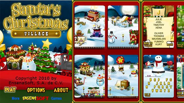 PHOTO: Santa's Christmas Village