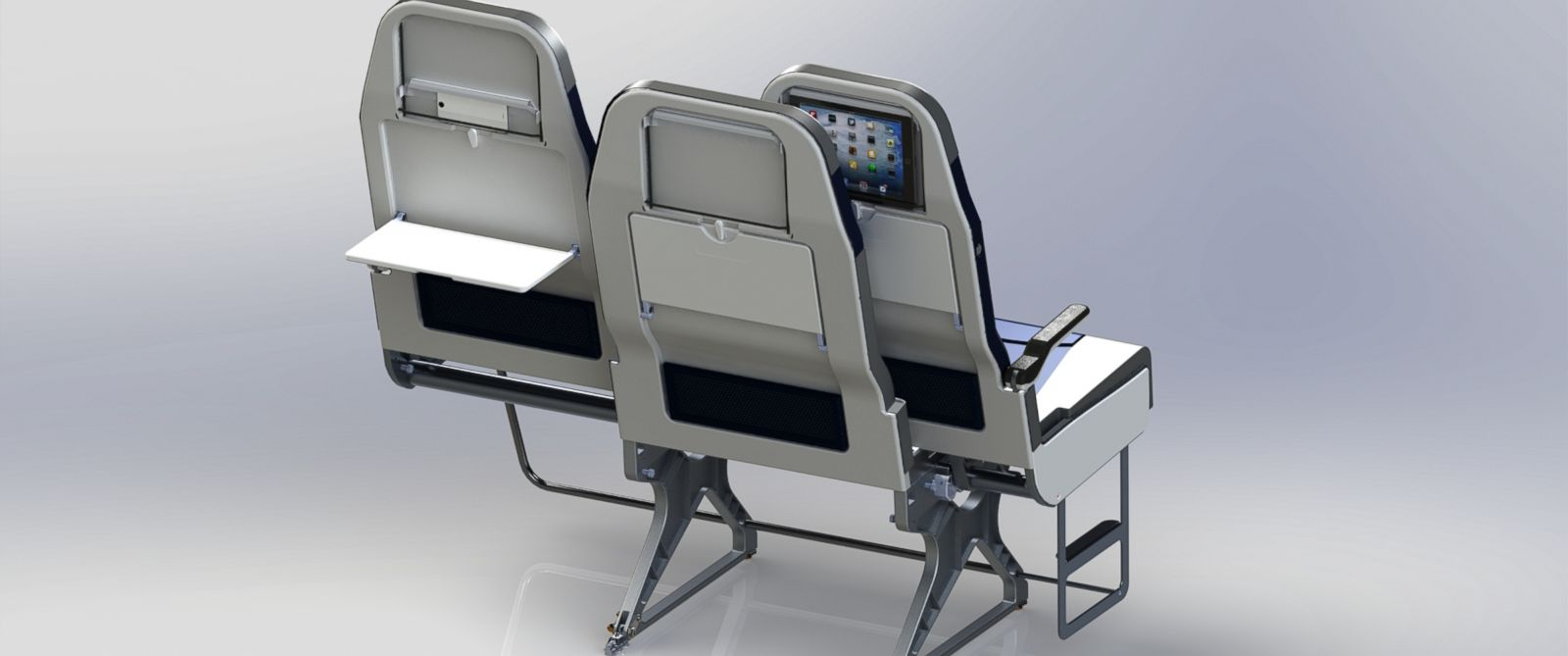 New Airline Seating Could Change The Way We Board Planes