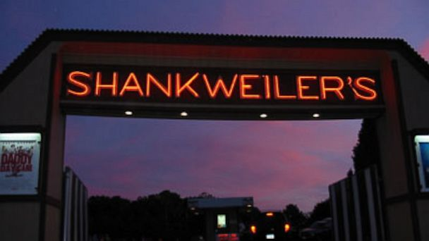 PHOTO: Shankweilers Drive-In Theater, located in Whitehall, Pennsylvania, opened in 1933 and is the oldest operating drive-in.