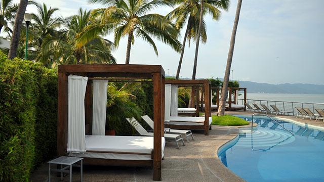 PHOTO: Sunset Plaza Beach Resort and Spa in Puerto Vallarta, Mexico.