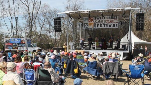 PHOTO: Sweetgrass Music Festival, Charleston, S.C.