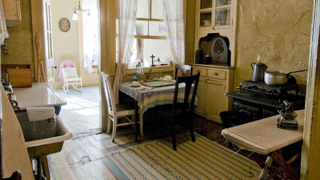 PHOTO: The Tenement Museum of New York, New York